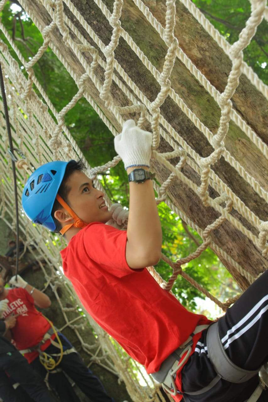 Kids Coaching - Outbond