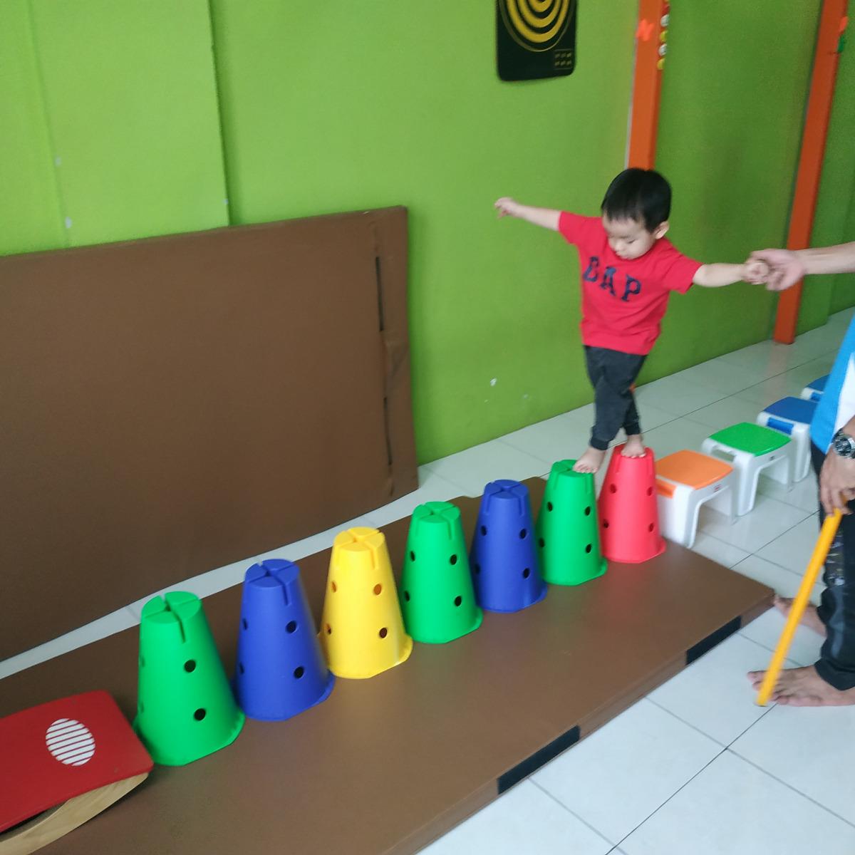 Kids Coaching - Ruang Gerak