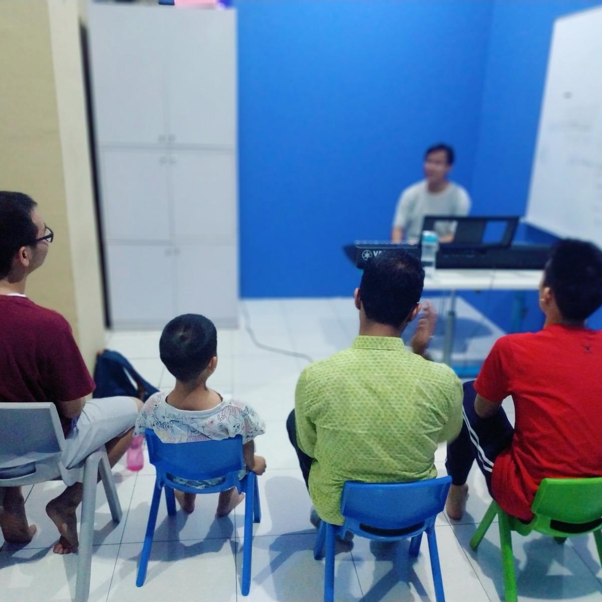 Kids Coaching - Ruang Belajar
