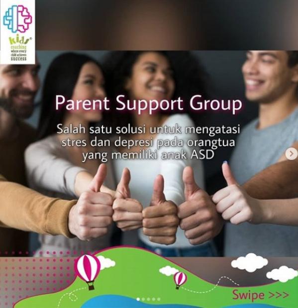 Parent Support Group, Solusi Atasi Stres dan Depresi pada Orangtua Anak ASD